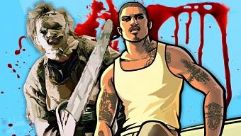 La leyenda de Leatherface en GTA: San Andreas