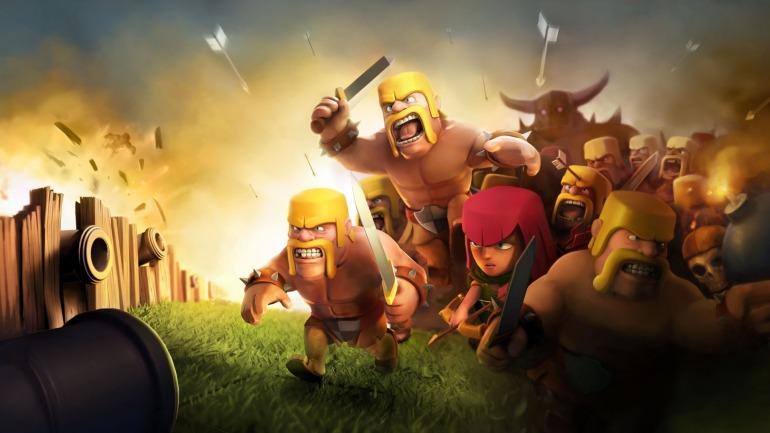 Clash of Clans, el juego que más ingresos ha generado en la década.