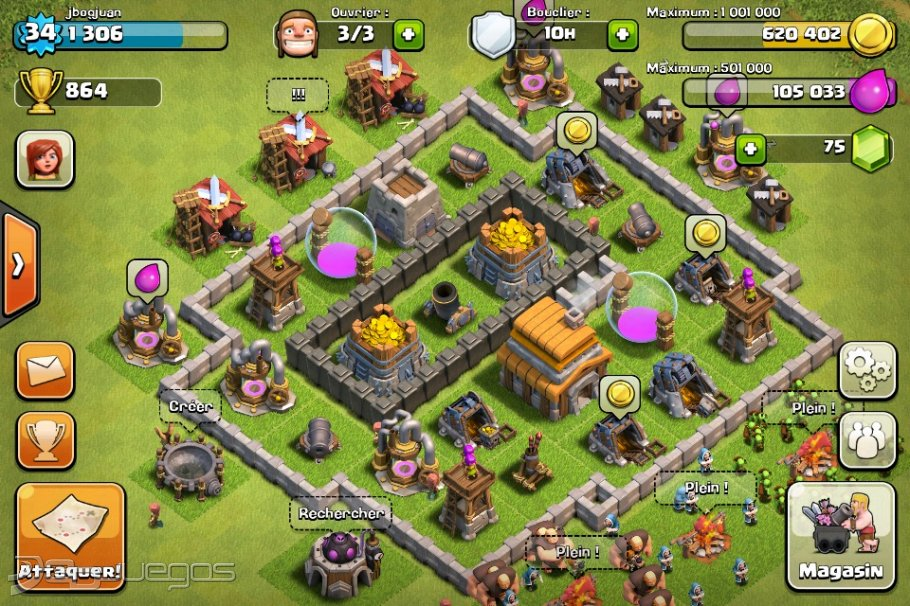 clash of clans de