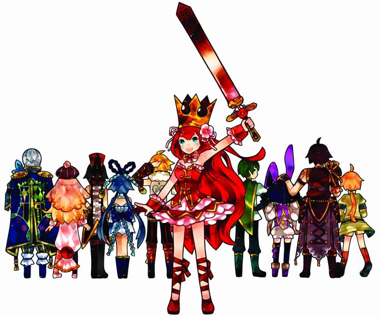 Battle Princess of Arcadias llegará a PlayStation 3 el día 18 de junio
