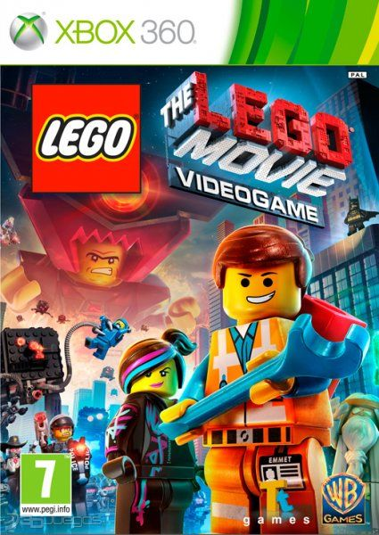 Lego Movie The Videogame Para Xbox 360 3djuegos