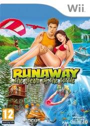 Carátula de Runaway 2 - Wii