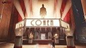 BioShock Infinite - Panteón Marino 1: Gameplay: Máscaras