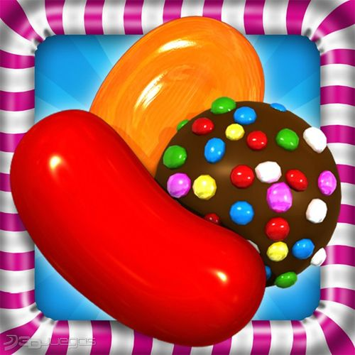 Candy Crush Saga Para Web 3djuegos