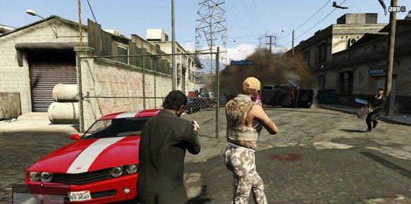 GTA Online análisis