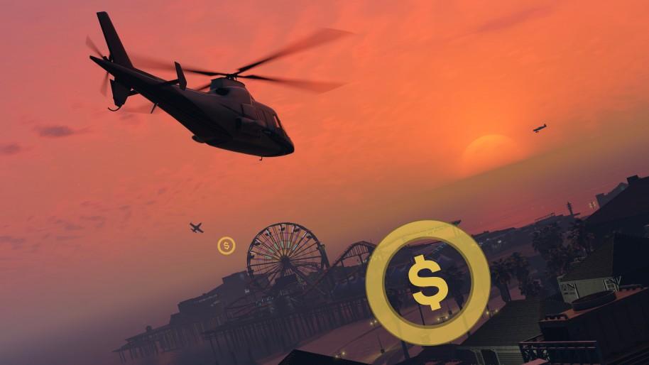 GTA Online Xbox One