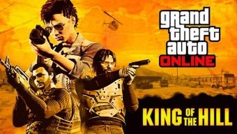 Rockstar anuncia el Ocelot Jugular y el modo Rey de la colina para GTA Online