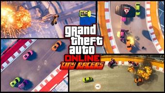Video GTA Online, Tiny Racer