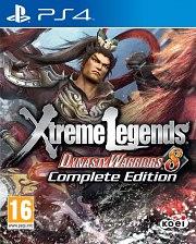 Carátula de Dynasty Warriors 8 Xtreme Legends - PS4
