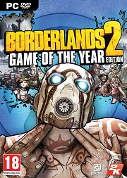 Carátula de Borderlands 2 - GOTY - PC