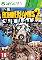 Carátula de Borderlands 2 - GOTY - Xbox 360
