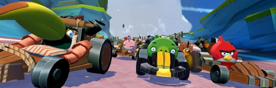 Análisis Angry Birds Go!
