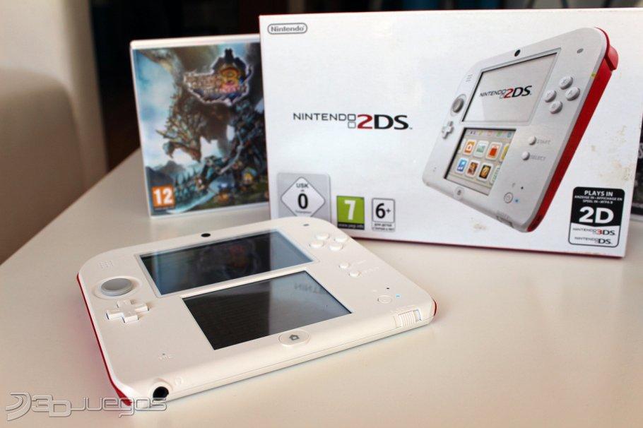 Nintendo 2ds Impresiones 3ds