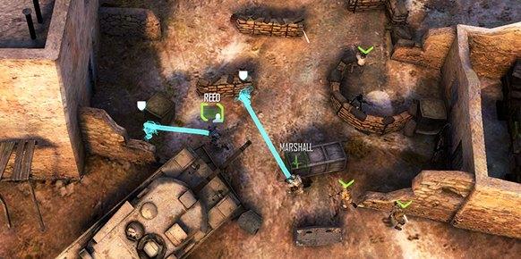 Call of Duty Strike Team iOS