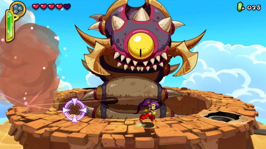 Shantae Half-Genie Hero PS3