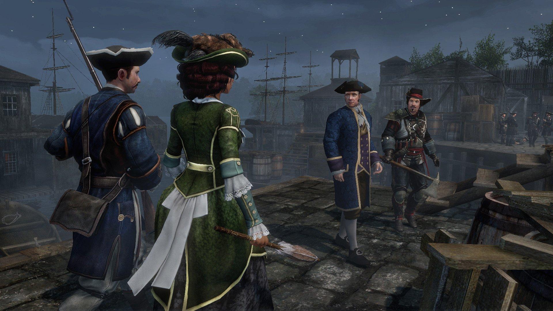 Assassins Creed Liberation HD [Full