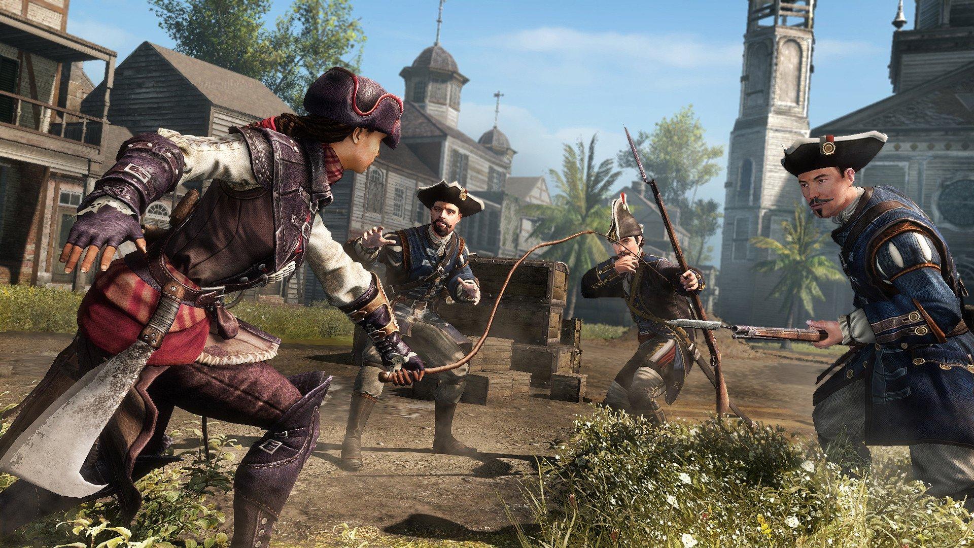 Assassin's Creed Liberation HD Para PC