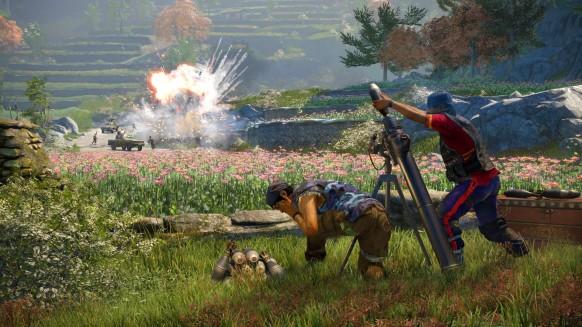 Far Cry 4: Far Cry 4: Mundo abierto, leyendas y cooperativo. Probado!