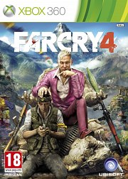 Carátula de Far Cry 4 - Xbox 360