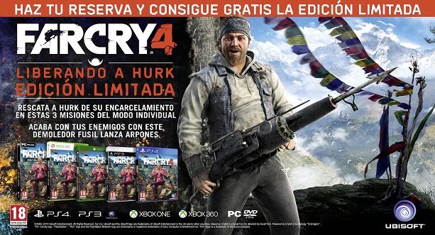 Far Cry 4 confirma su desarrollo y lanzamiento el 20 de noviembre
