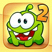 Carátula de Cut the Rope 2 - 3DS