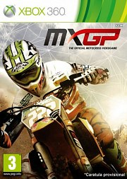 Carátula de MXGP - Xbox 360