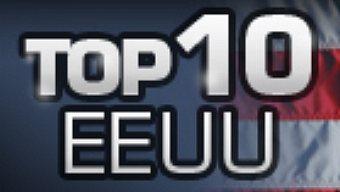 Top ventas USA. Juegos y consolas vendidas en el mes de agosto