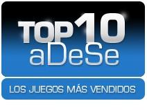 Los juegos más vendidos en España el pasado mes de diciembre