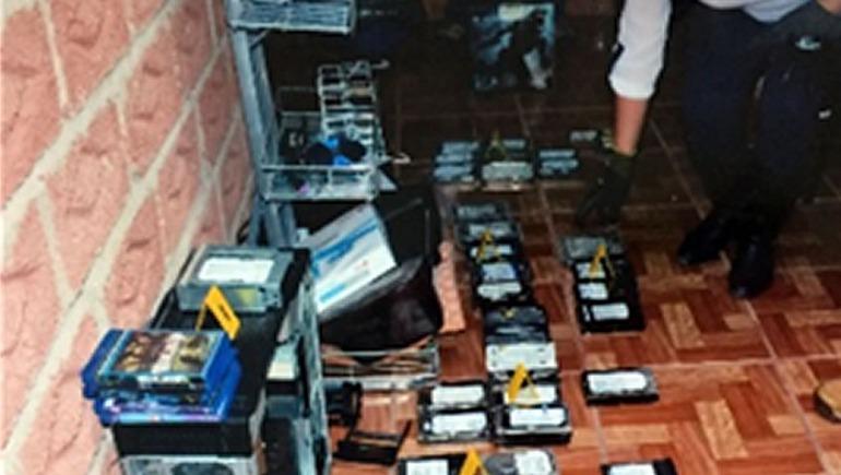 PGR decomisa aparatos ilícitos de videojuegos en Nezahualcóyotl