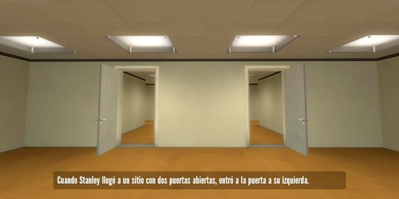 The Stanley Parable análisis