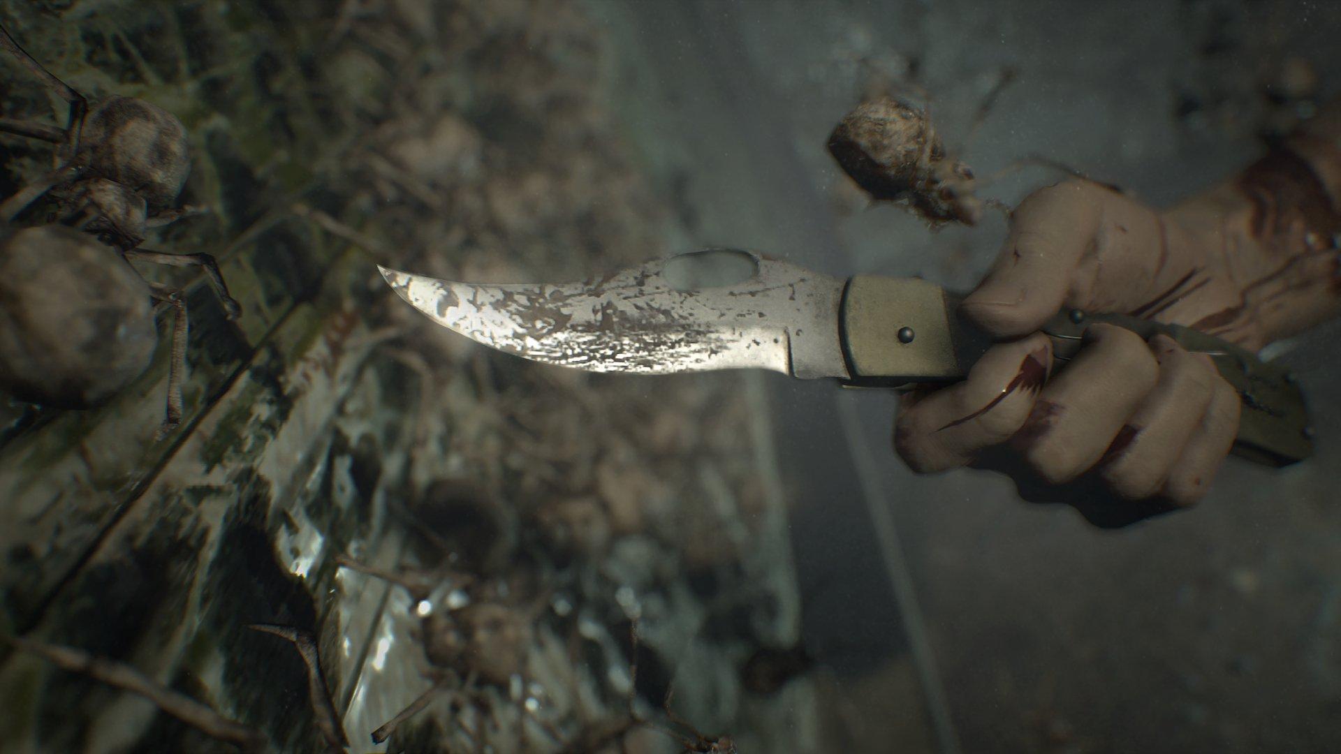 Analisis De Resident Evil 7 Para Ps4 3djuegos