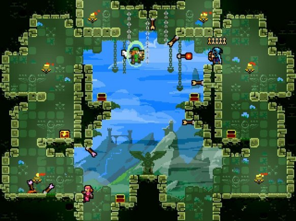 TowerFall Ascension análisis