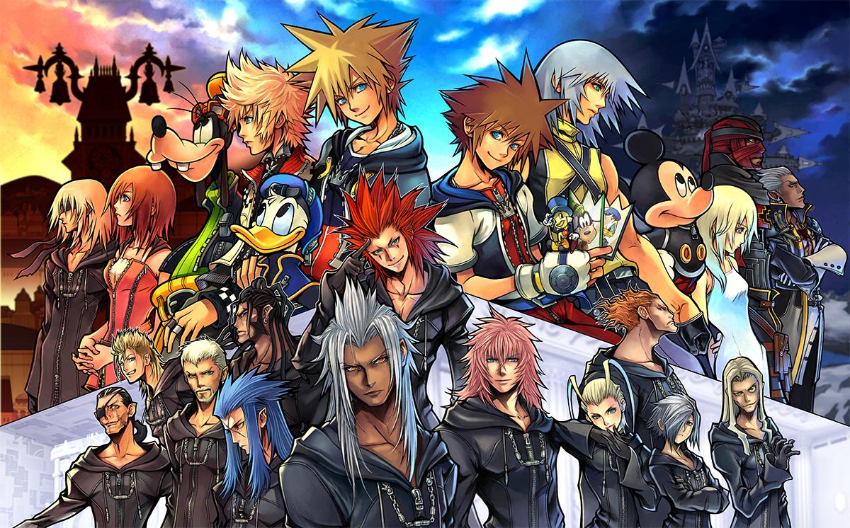 Analisis De Kingdom Hearts Hd 2 5 Remix Para Ps3 3djuegos