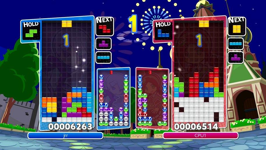 Puyo Puyo Tetris PC