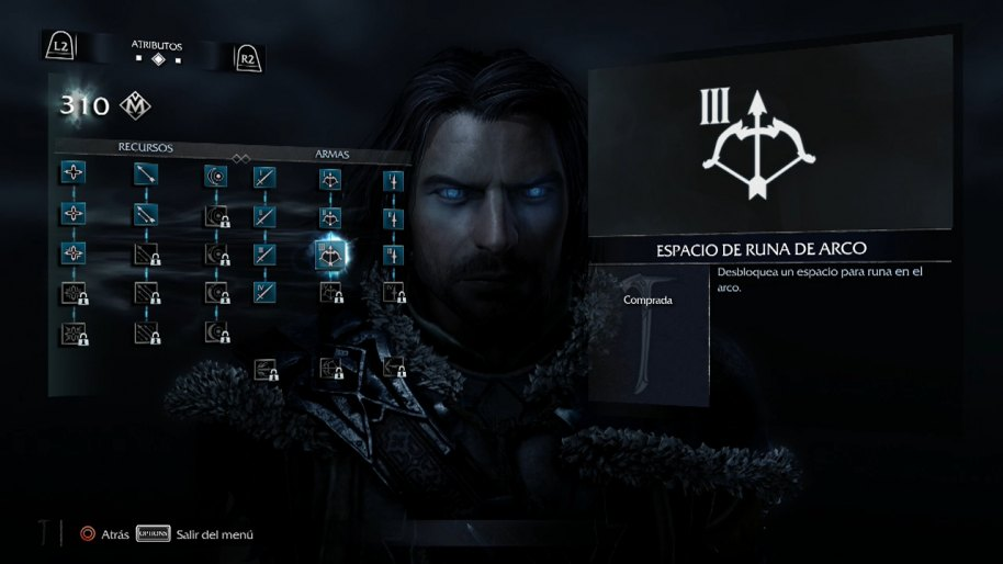 La Tierra-Media Sombras de Mordor PC