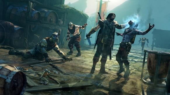 La Tierra-Media Sombras de Mordor Xbox One