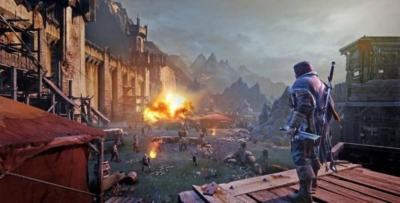 Tierra Media Sombras de Mordor: La Tierra-Media Sombras de Mordor: Impresiones jugables Pre-E3