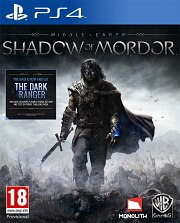 Carátula de La Tierra-Media: Sombras de Mordor - PS4