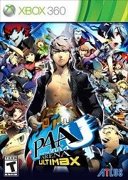 Carátula de Persona 4: The Ultimax Ultra - Xbox 360