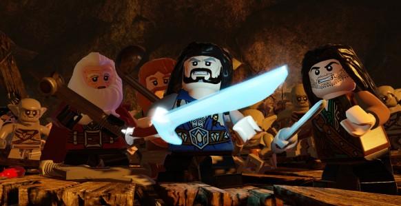 LEGO El Hobbit: LEGO El Hobbit: Primer contacto