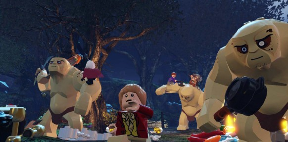 LEGO El Hobbit Wii U