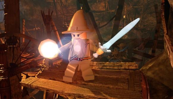 LEGO El Hobbit: LEGO El Hobbit: Impresiones jugables