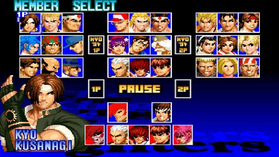The King of Fighters ´97 análisis