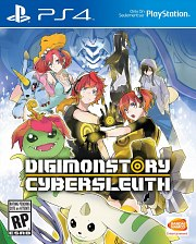Carátula de Digimon Story: Cyber Sleuth - PS4