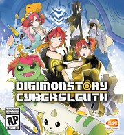 Digimon Story: Cyber Sleuth Vita
