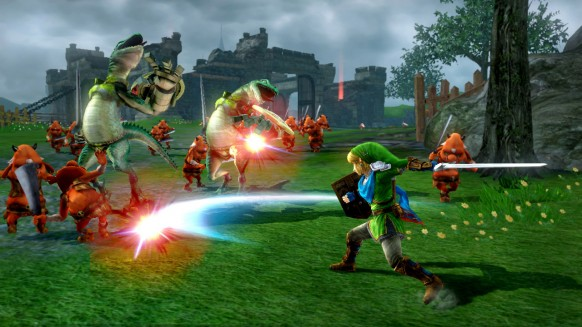 Hyrule Warriors: Hyrule Warriors: Impresiones jugables E3 2014