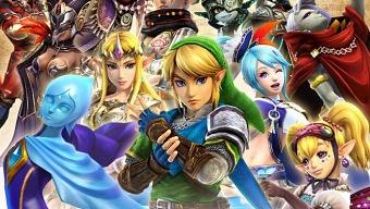 Hyrule Warriors confirma su lanzamiento en Nintendo 3DS