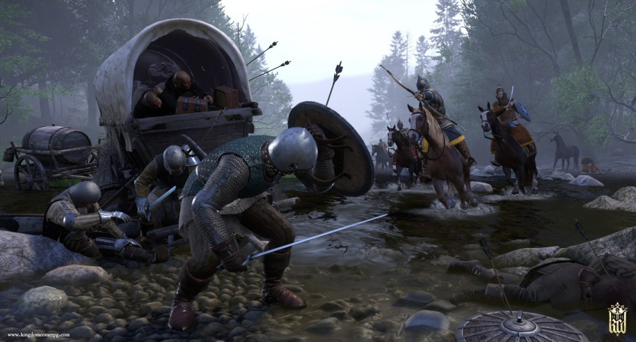 Kingdom Come Deliverance: Kingdom Come Deliverance: La ambición hecha RPG