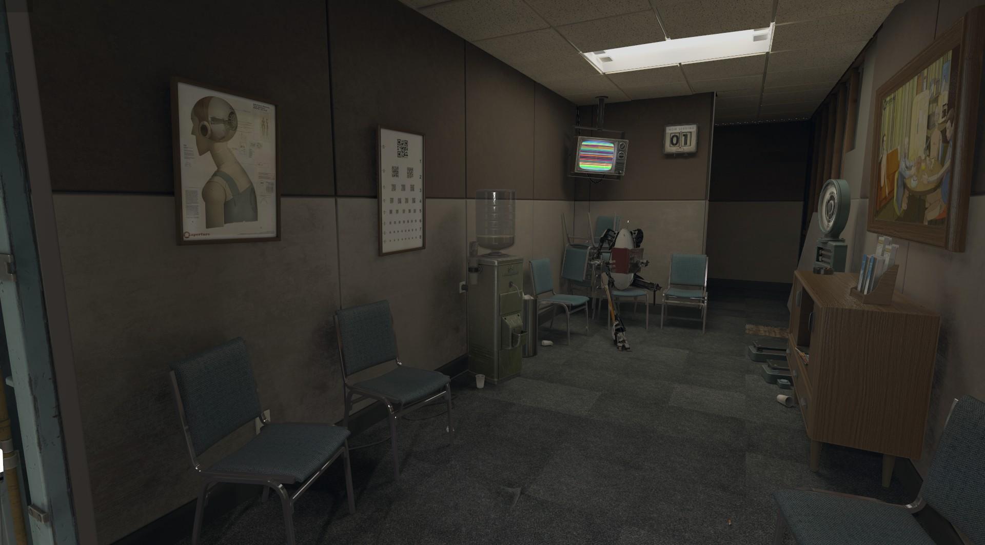 Esta es la demo basada en Portal con la que Valve promociona la realidad virtual