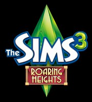 Carátula de Los Sims 3: Roaring Heights - PC